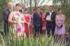 Svatba Plecháčovi