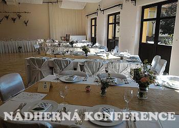 Hotel LONY - svatební konference