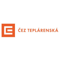 ČEZ teplárenská logo