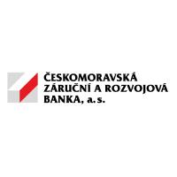 Českomoravská záruční a rozvojová banka logo