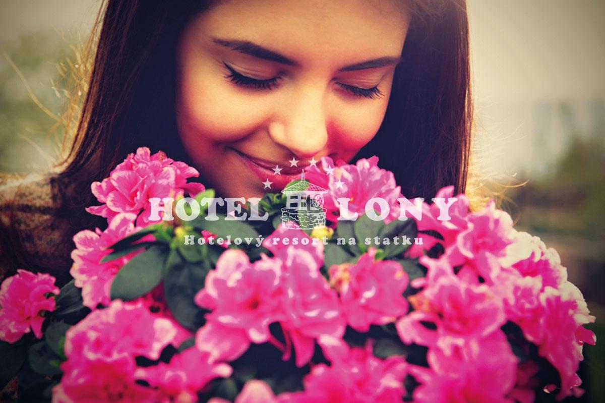 Hotel LONY mezinárodní den žen