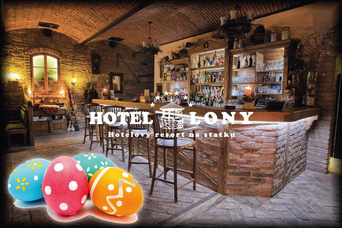 Hotel LONY velikonoce 2018